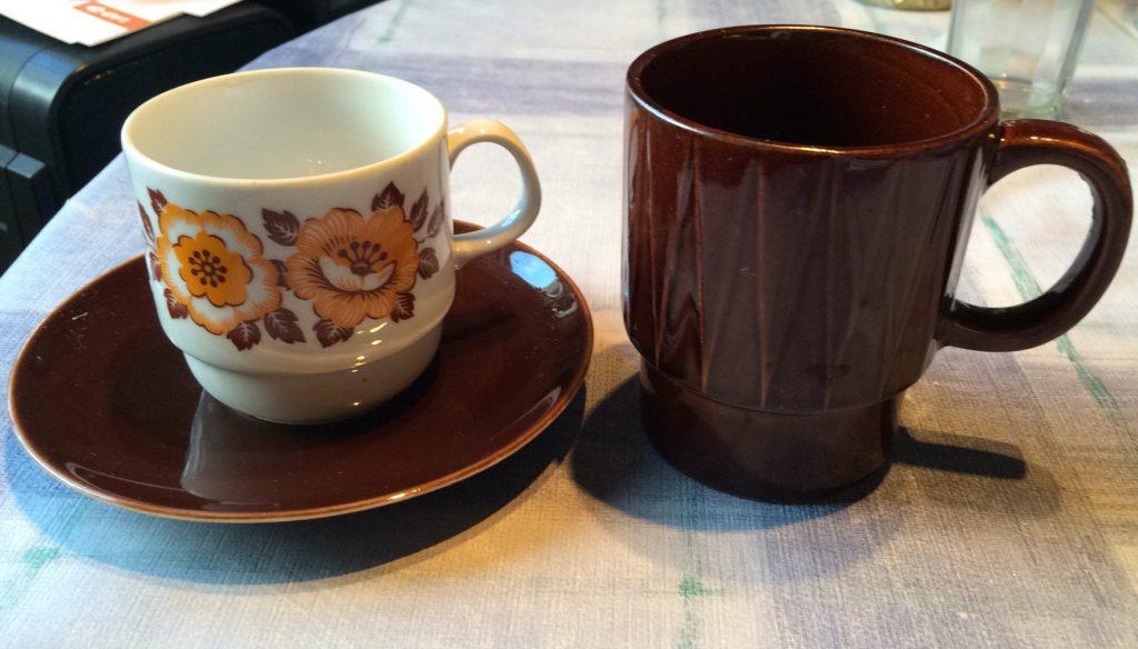 retro-kaffekoppar